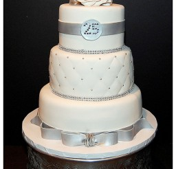 1024x1418px 25th Wedding Anniversary Cake Images Picture in Wedding Cake