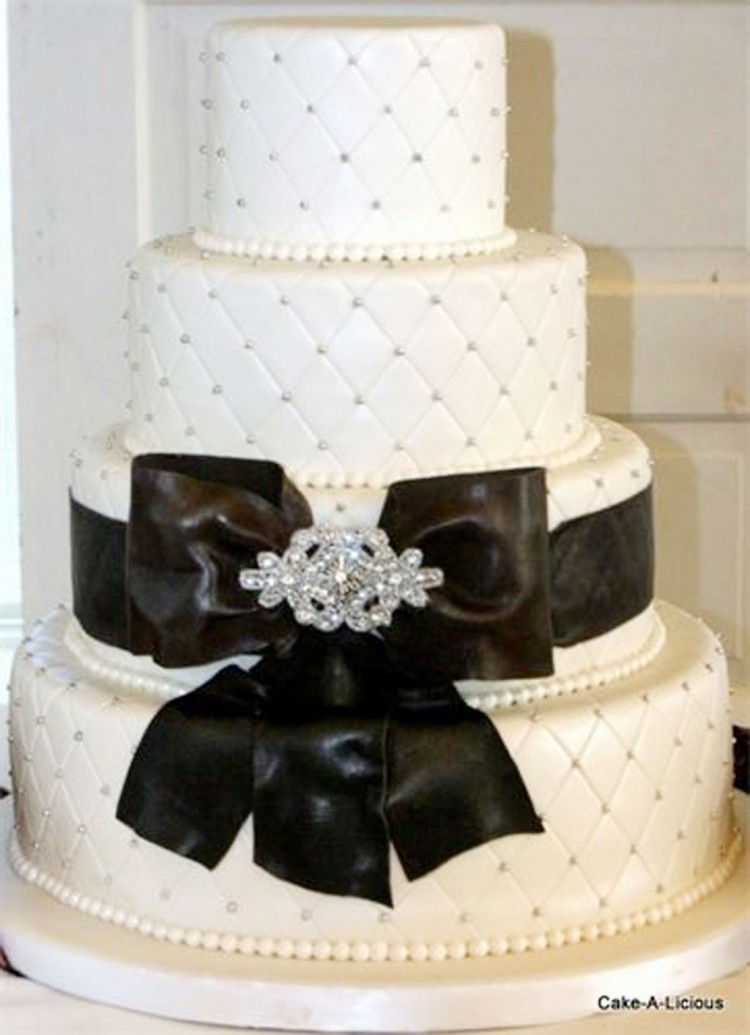 Salt Lake Wedding Cake Ideas Picture in Wedding Cake