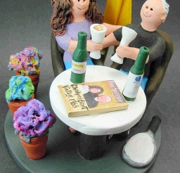 1024x1290px 40th Wedding Anniversary Cake Topper Picture in Wedding Cake