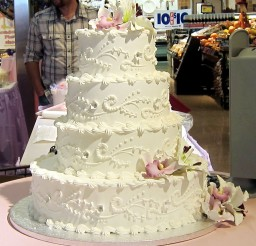 1024x1083px Albertsons Bakery Wedding Cakes Inspiration Picture in Wedding Cake