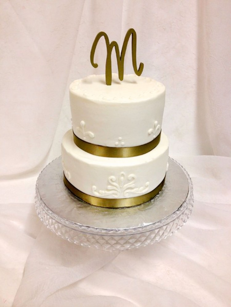 Anchorage Wedding Cake Picture in Wedding Cake