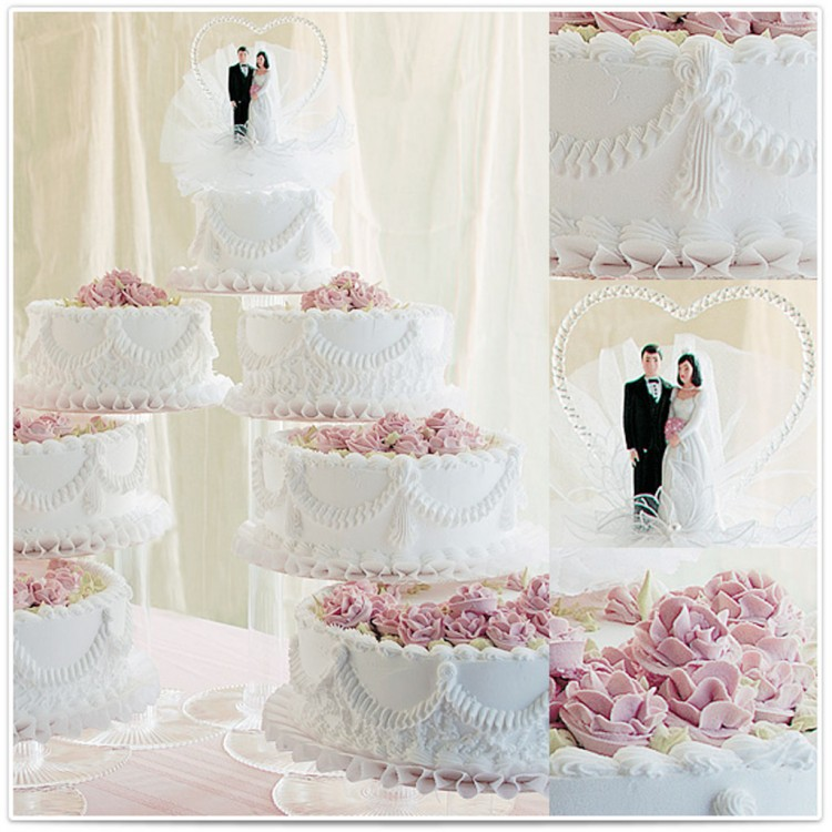 Anne Brookshires Wedding Cakes Picture in Wedding Cake