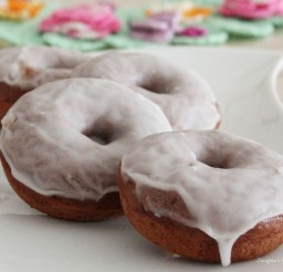 1024x831px Baked Chocolate Cake Doughnuts Picture in Chocolate Cake