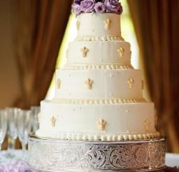 1024x1539px Baton Rouge Wedding Cakes Design 2 Idea Picture in Wedding Cake