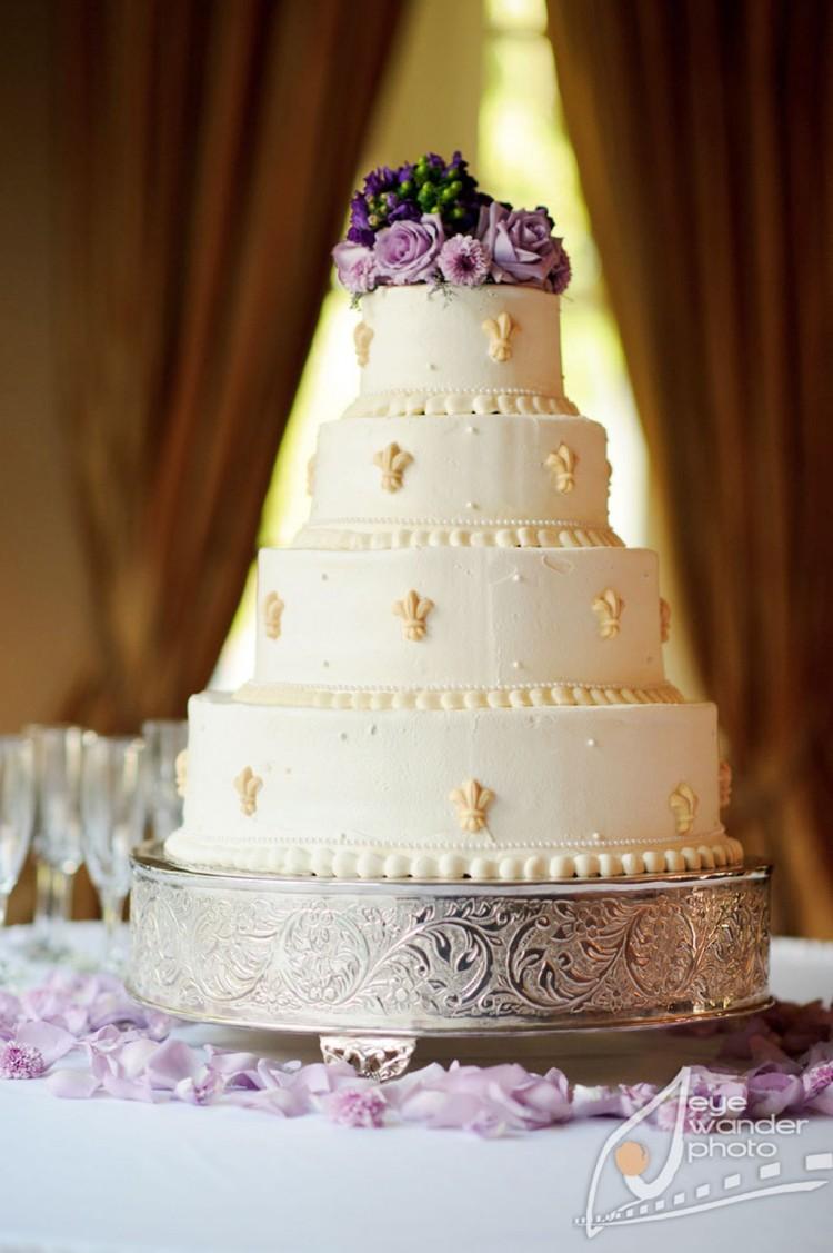 Baton Rouge Wedding Cakes Design 2 Idea Picture in Wedding Cake