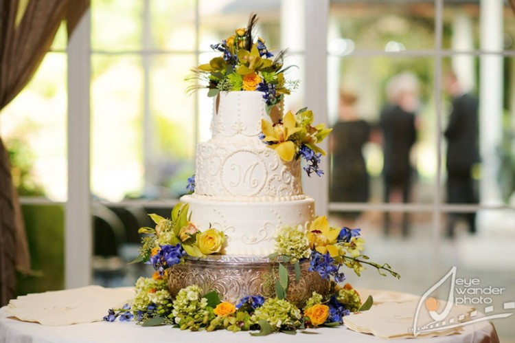 Baton Rouge Wedding Cakes Design 3 Picture in Wedding Cake