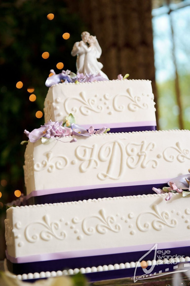 Baton Rouge Wedding Cakes Design 4 Picture in Wedding Cake