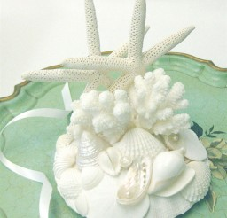 1024x1222px Beach Wedding Cake Topper With Starfish Picture in Wedding Cake