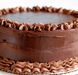 1024x682px Beautiful Chocolate Cake With Cream Picture in Chocolate Cake