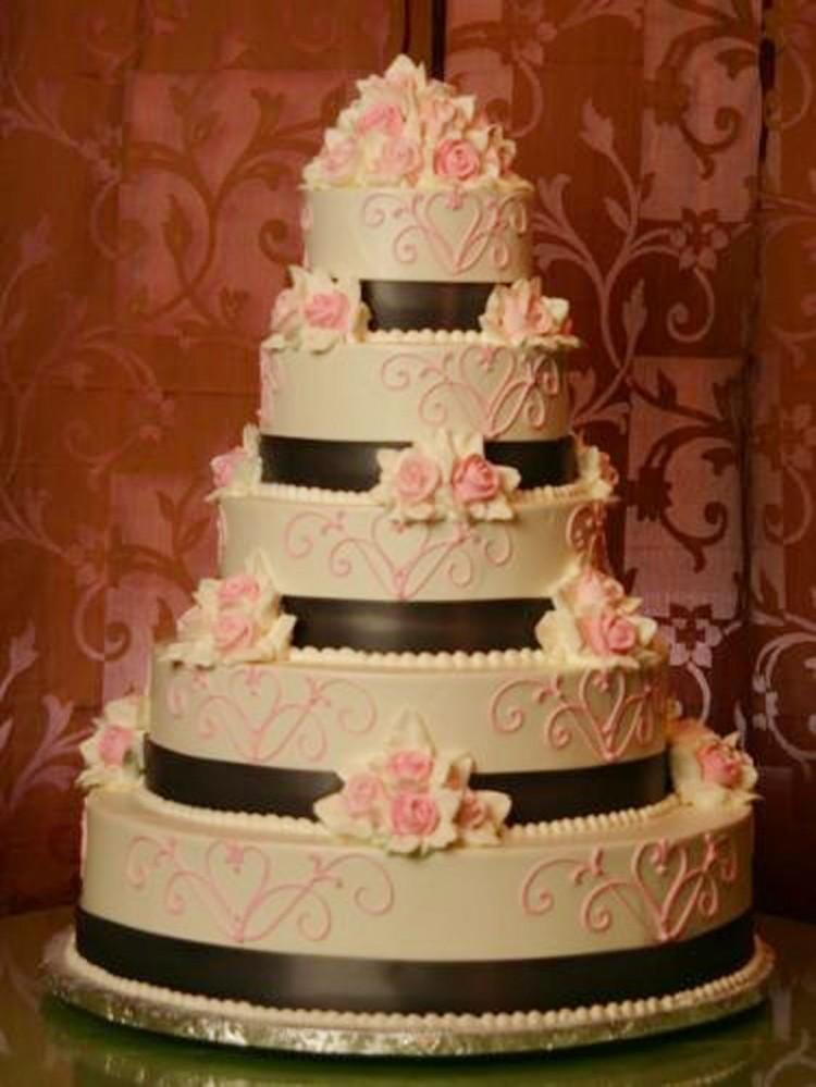 Beautiful Konditor Meister Wedding Cakes Picture in Wedding Cake
