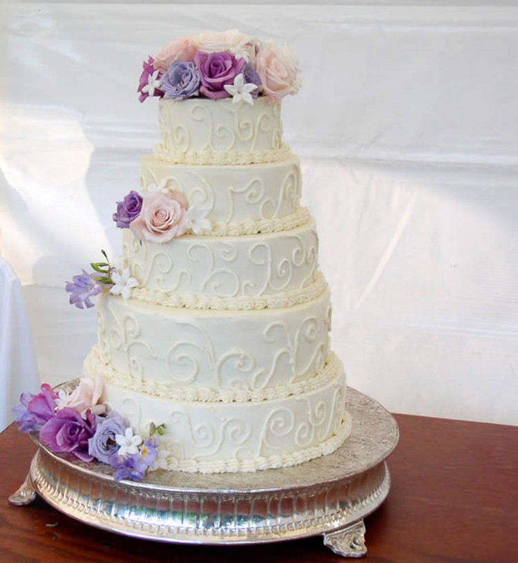 Beautiful Wedding Cakes Picture in Wedding Cake