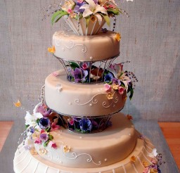 1024x1405px Beautiful And Creative Wedding Cakes Picture in Wedding Cake