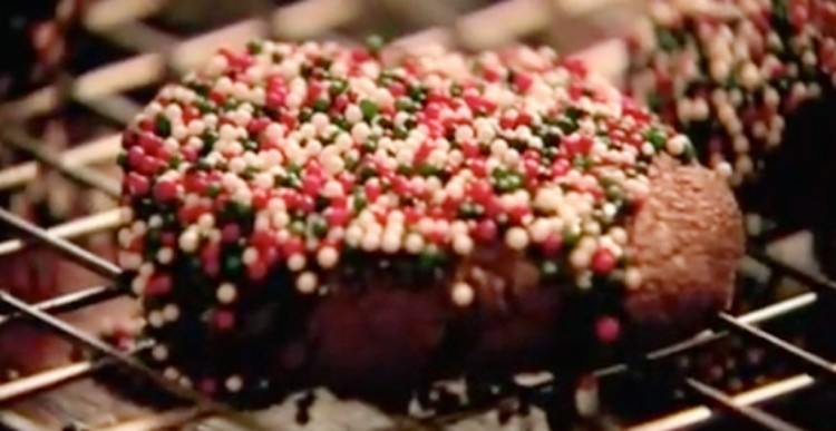 Best Ever Christmas Chocolate Cookies Picture in Chocolate Cake