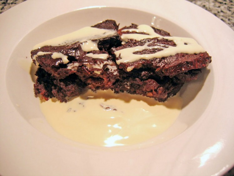 Chocolate Bread And Butter Pudding Jamie Oliver Picture in Chocolate Cake