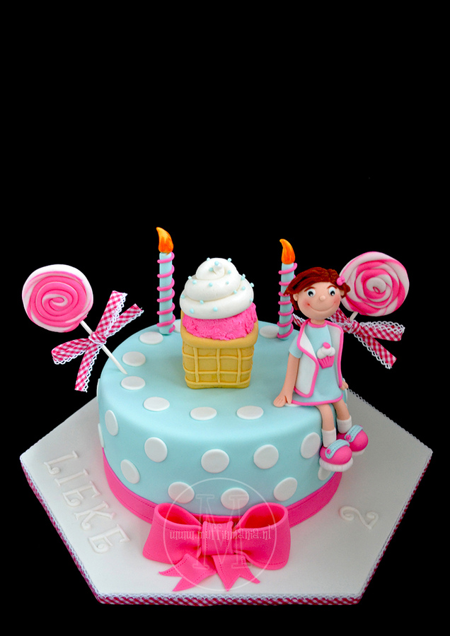 Cake Images Girl : Girl Birthday Cake Pictures Birthday Cake - Cake Ideas by ...