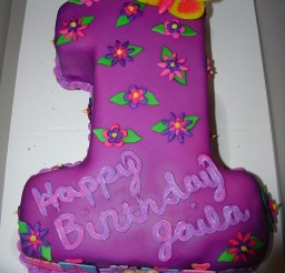 768x1024px Girl First Birthday Cakes Picture in Birthday Cake