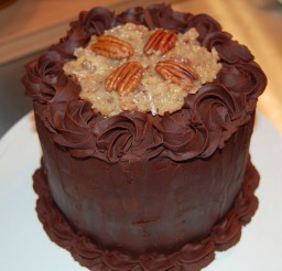 1024x681px Alton Brown German Chocolate Cake Picture in Chocolate Cake