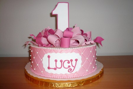 Girls 1st Birthday Cake Birthday Cake Cake Ideas by Prayfacenet