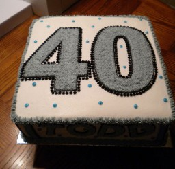 1024x768px 40th Birthday Cake Ideas For Men Picture in Birthday Cake