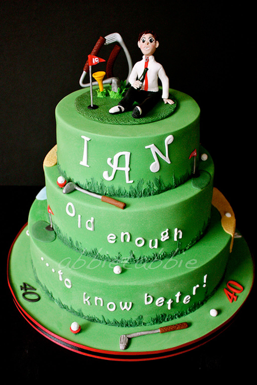 Cake Design Ideas For 40th Birthday : 40th Birthday Cake Ideas Birthday Cake - Cake Ideas by ...