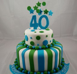 1024x1365px 40th Birthday Cake Pictures For Men Picture in Birthday Cake