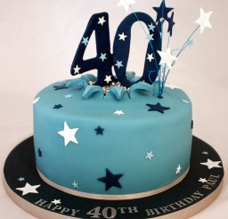 1024x1307px 40th Birthday Cakes For Meni13 Picture in Birthday Cake