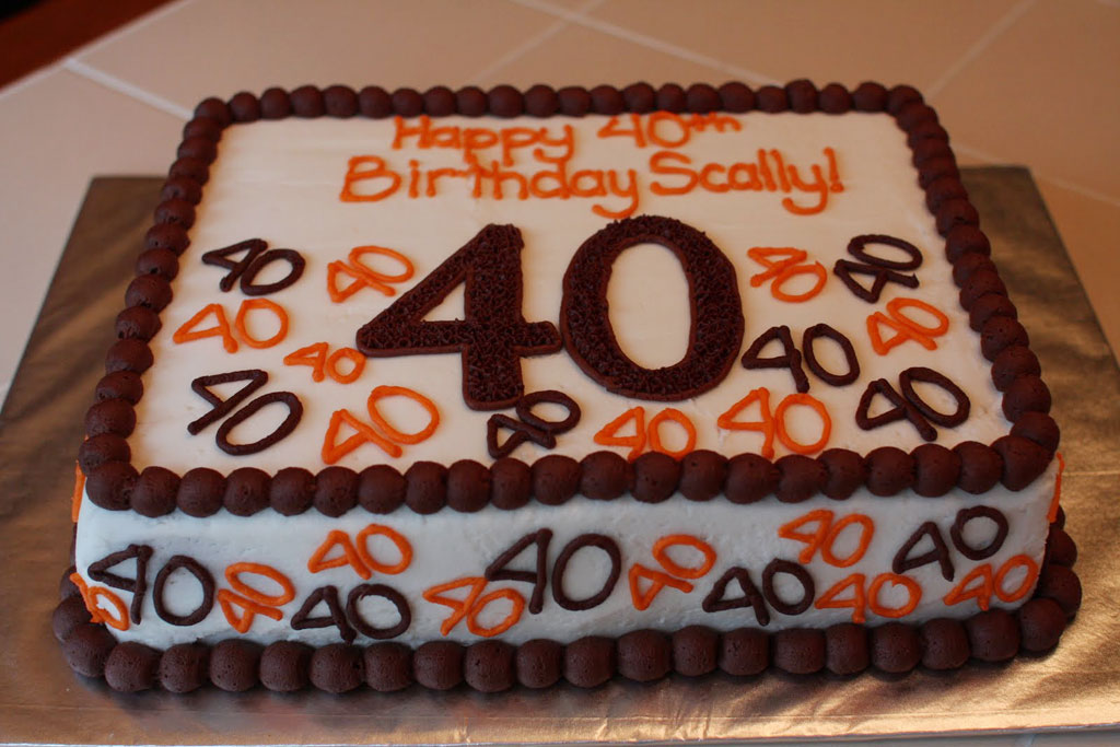 40th Birthday Cake Images Male : 40 Birthday Cake Ideas For Men - Hot Girls Wallpaper