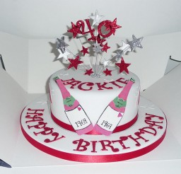 1024x768px 40th Women Birthday Cakes Picture in Birthday Cake