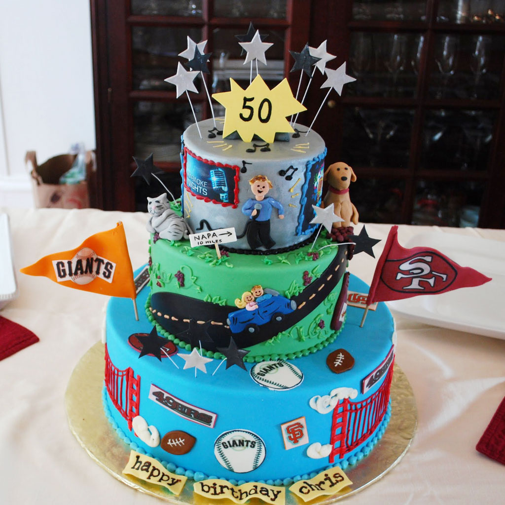 50th Birthday Cake Birthday Cake Cake Ideas by Prayfacenet