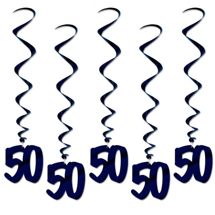 50th Birthday Clip Art Picture in Birthday Cake