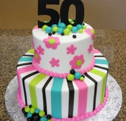 1024x1365px 50th Birthday Cakes Pictures For Women Picture in Birthday Cake