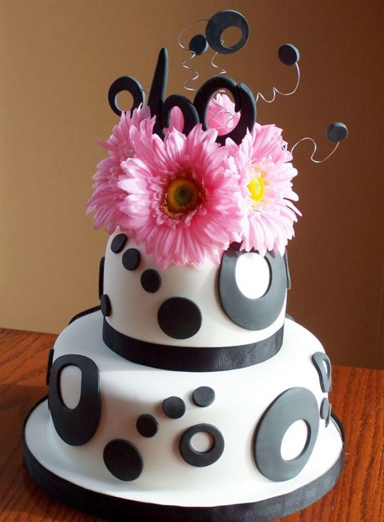 60 Birthday Cake Ideas Picture in Birthday Cake