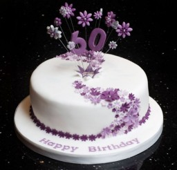 1024x767px 60th Birthday Cake Decorating Ideas Picture in Birthday Cake