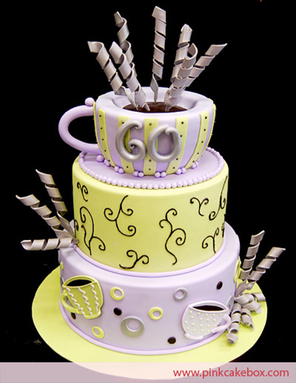 60th Birthday Cake Ideas For Women Birthday Cake - Cake ...