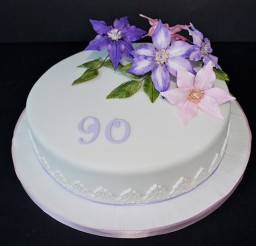 1024x709px 90th Birthday Cake Ideas Picture in Birthday Cake