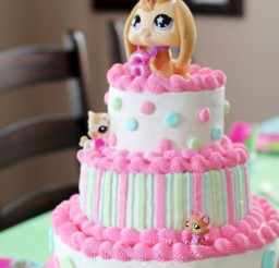 1024x1536px A Littlest Pet Birthday Cake Picture in Birthday Cake