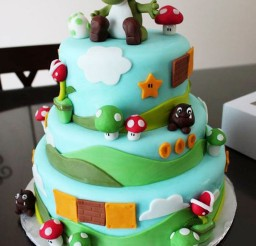1024x1353px Amazing Yoshi Birthday Cake Picture in Birthday Cake