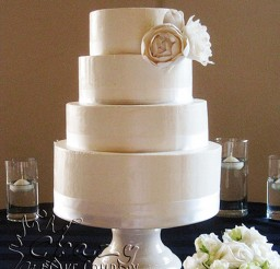 1024x1365px Buttercream Wedding Cake Designs Picture in Wedding Cake