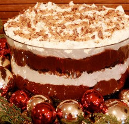 1024x683px Chocolate Brownie Triffle Picture in Chocolate Cake