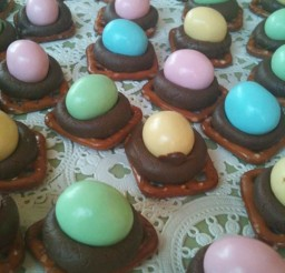 1024x1366px Chocolate Candy Nest Great For Easter Picture in Chocolate Cake