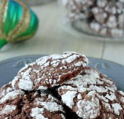 1024x1587px Chocolate Crinkle Cookies Picture in Chocolate Cake