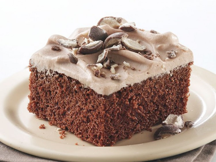 Chocolate Malt Cake Recipe Picture in Chocolate Cake