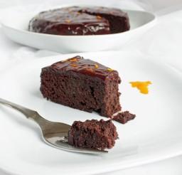 1024x1085px Chocolate Orange Garbanzo Bean Cake Gluten Free Picture in Chocolate Cake