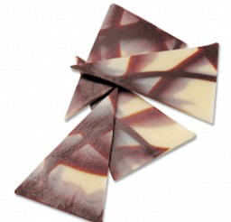 1024x1075px Chocolate Triangles Picture in Chocolate Cake