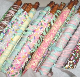 1024x711px Chocolate Covered Pretzels Picture in Chocolate Cake