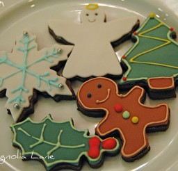 1024x754px Christmas Chocolate Cut Out Cookies Picture in Chocolate Cake