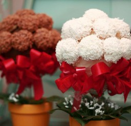 1024x683px Cream Puff Centerpieces For Wedding Picture in Wedding Cake