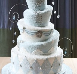 1024x1365px Creative Wonderland Wedding Cakes Picture in Wedding Cake
