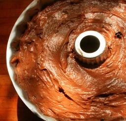 1024x1533px Dark Chocolate Blackberry Pound Cake Picture in Chocolate Cake