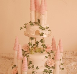 1024x1453px Disney Fairy Tale Wedding Cakes Picture in Wedding Cake